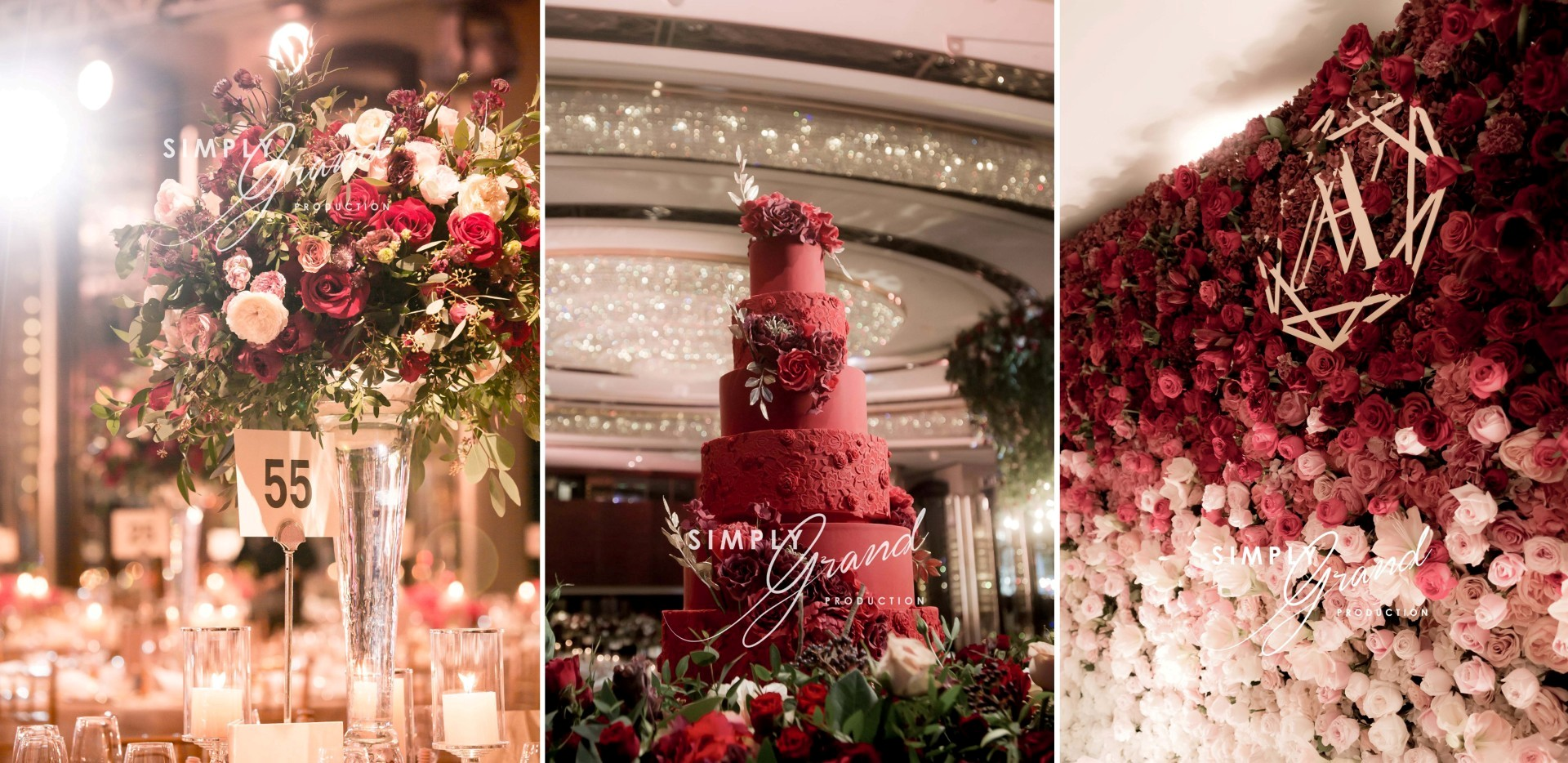 Simply Grand Production The Wedding And Event Decoration